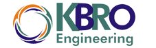 KBRO Engineering Logo